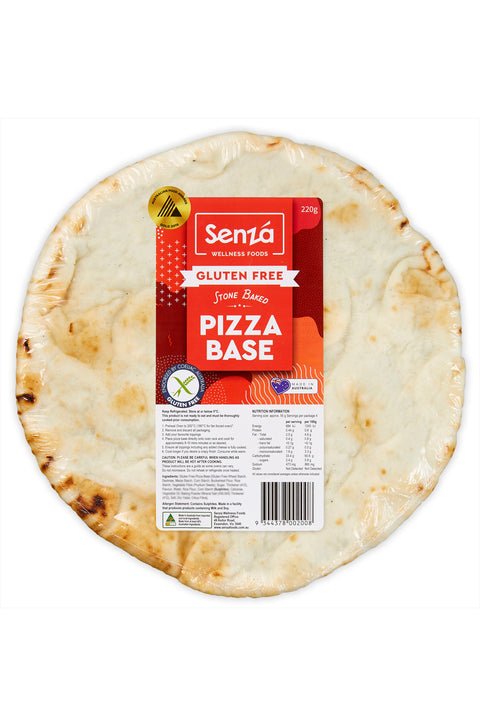 Senza Wellness Foods Pizza Base - 220g