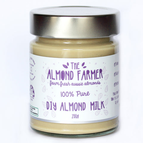The Almond Farmer DIY Almond Milk