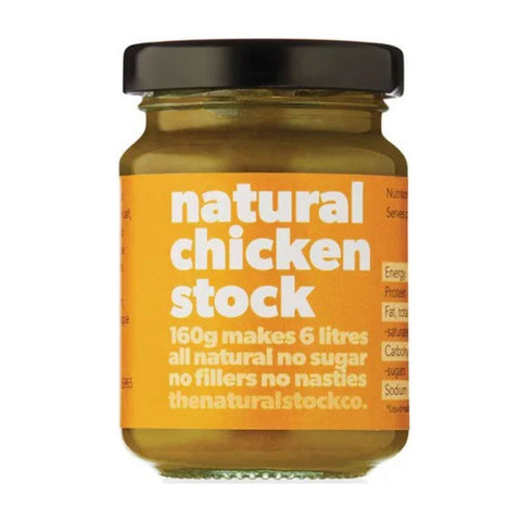 The Natural Stock Co Natural Chicken Stock 160g