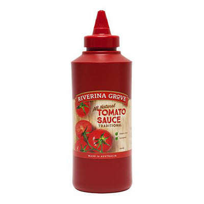 Riverina Grove Tomato Sauce - 500ml