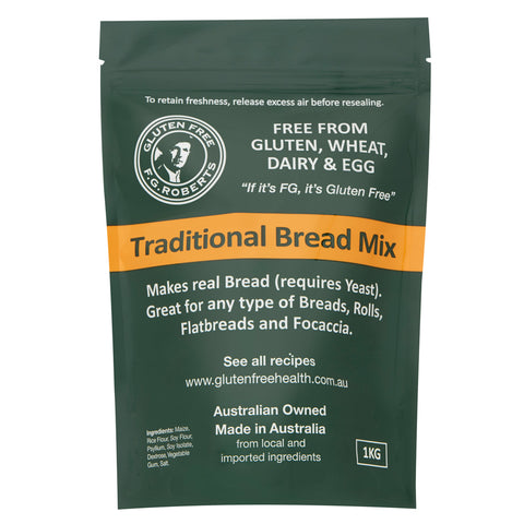 F. G. Roberts Traditional Bread Mix - 1kg