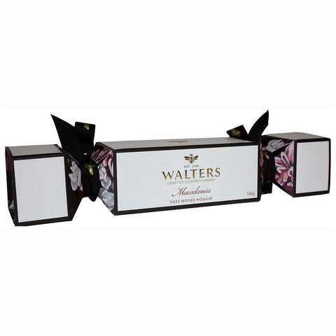 Walters Macadamia Honey Nougat Cracker 144g