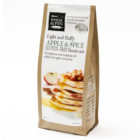 Whisk & Pin Apple and Spice Pancake Mix