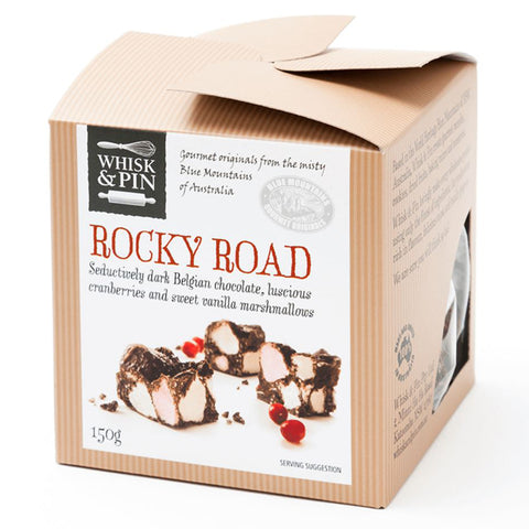 Whisk & Pin Rocky Road Bites 150g