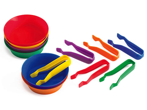 EDX - Tweezer and Sorting Bowl Set