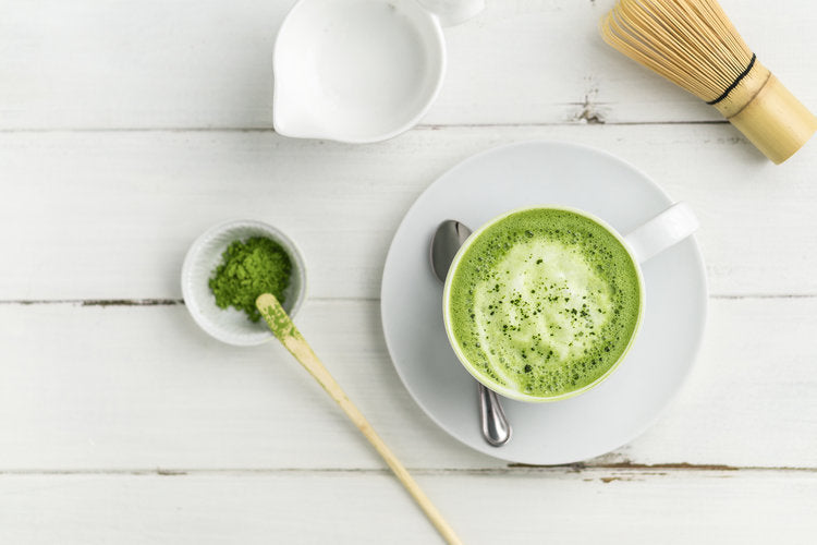 Camellia Sinensis (aka. Green tea): The promise of youth… For your skin!