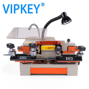 mashine ya kuchonga funguo high grade model 100E1 Car and Door Key Cutting  Machine to make keys locksmith tools