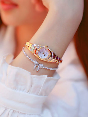 2pcs/set watch and bracelet