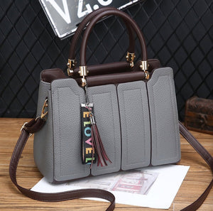 Batch foreign trade original single handbag handbags  ladies fashion large capacity PU leather shoulder diagonal bag