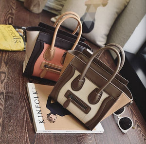 Summer European and American fashion small bag casual female bag shoulder bag