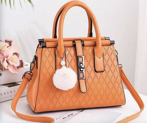 Top quality women shoulder and handbag