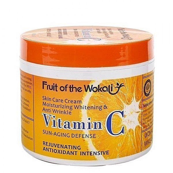Fruits of wokali products professional care