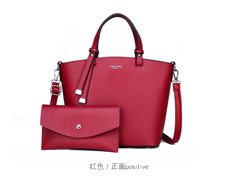 Classic bag Original handbag with small wallet