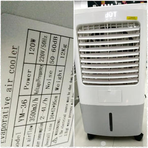 Air Coolers (low noise and good quality)