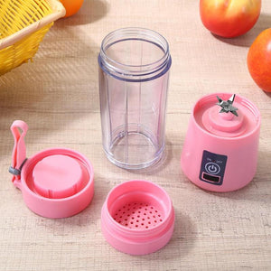 Blender za kuchaji (Portable USB Blender) visu 6