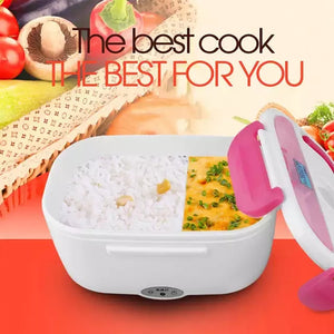Electric Lunch box & Vegetable cutter