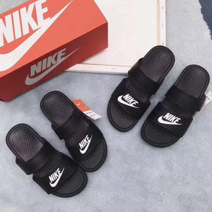 Men female new brand summer slippers