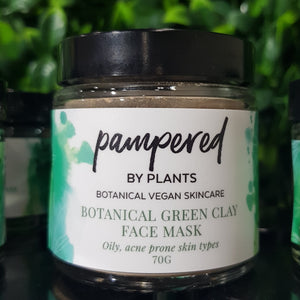 Botanical Green Clay Face Mask