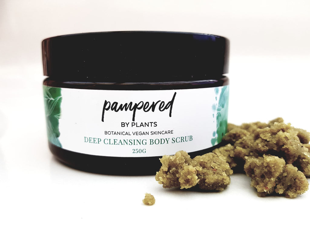Deep Cleansing Body Scrub