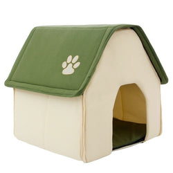 New design small dog cat House. - pawslove1
