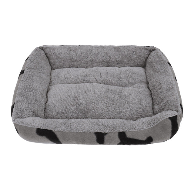 New Pet  Bed Warming Dog Cushion Super - pawslove1