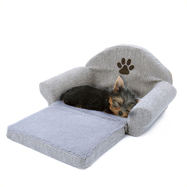 Bed for small Dogs Cats. - pawslove1