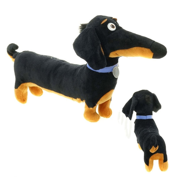 Stuffed Toy Dachshund dog. - pawslove1
