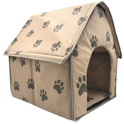 Transer Foldable Mat Pet Dog House - pawslove1