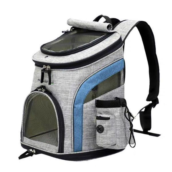 Travel pet carrier. - pawslove1