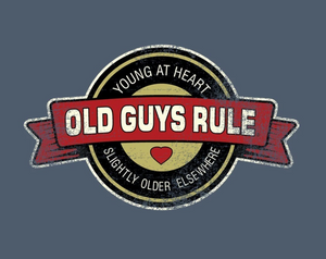 Young At heart - Old Guys Rule
