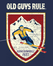 Ladda bild till Galleriet DOWNHILL SKIER  Old Guys Rule