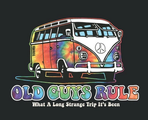 Trippin' Old Guys Rule