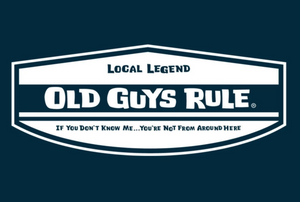 Local Legend - Old Guys Rule