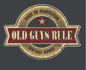 Vintage Star - Old Guys Rule