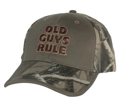 Camo Panel - Old Guys Rule
