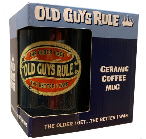Better Oval O.G.R. Mugs 45cl