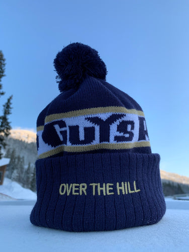 OLD GUYS RULE - OVER THE HILL