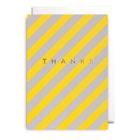 Thanks - Card