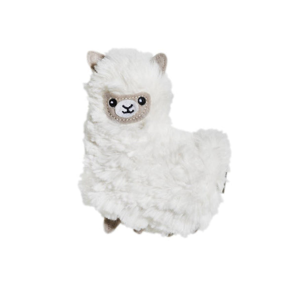 Mini Pocket Pal - Heat Up Huggable Llama - Five And Dime