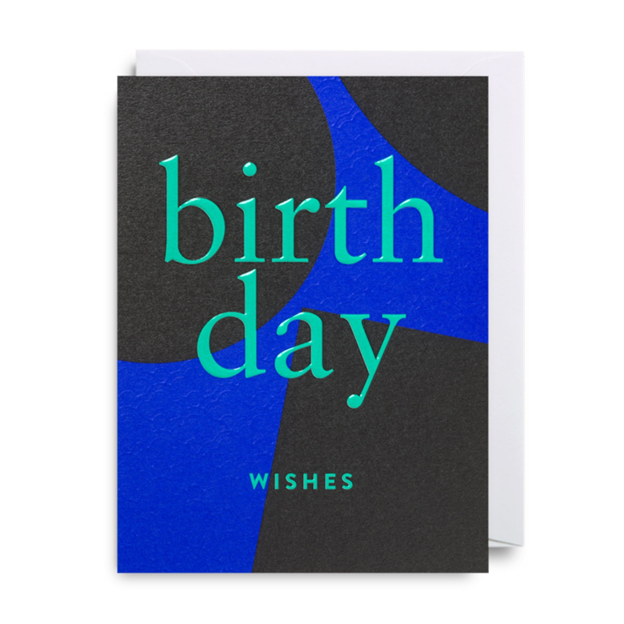 Birthday Wishes - Mini Card