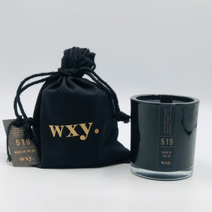 '519' - Lemon, White Musk & Leather 12.5oz WXY