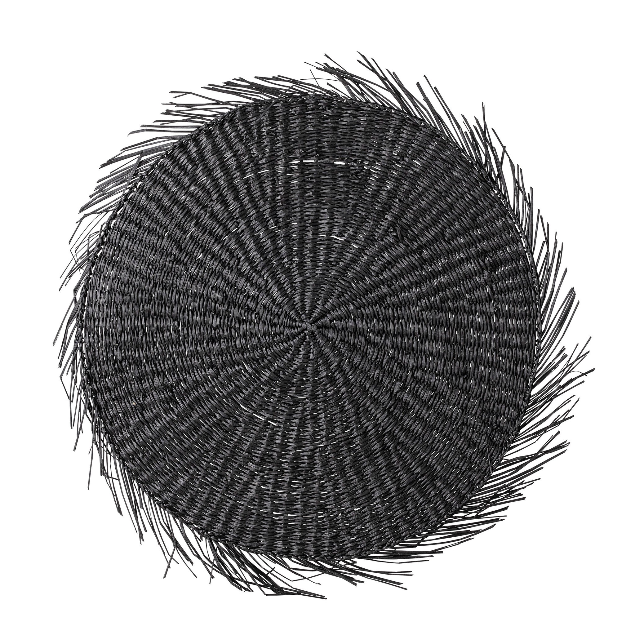 'Black' Seagrass Placemat