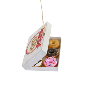 'Boxed Donut' Bauble