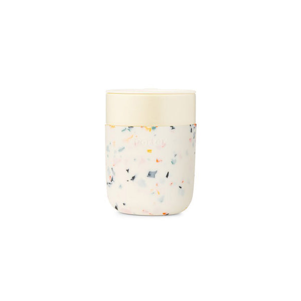 Terrazzo Porter Mug - Cream - Five And Dime