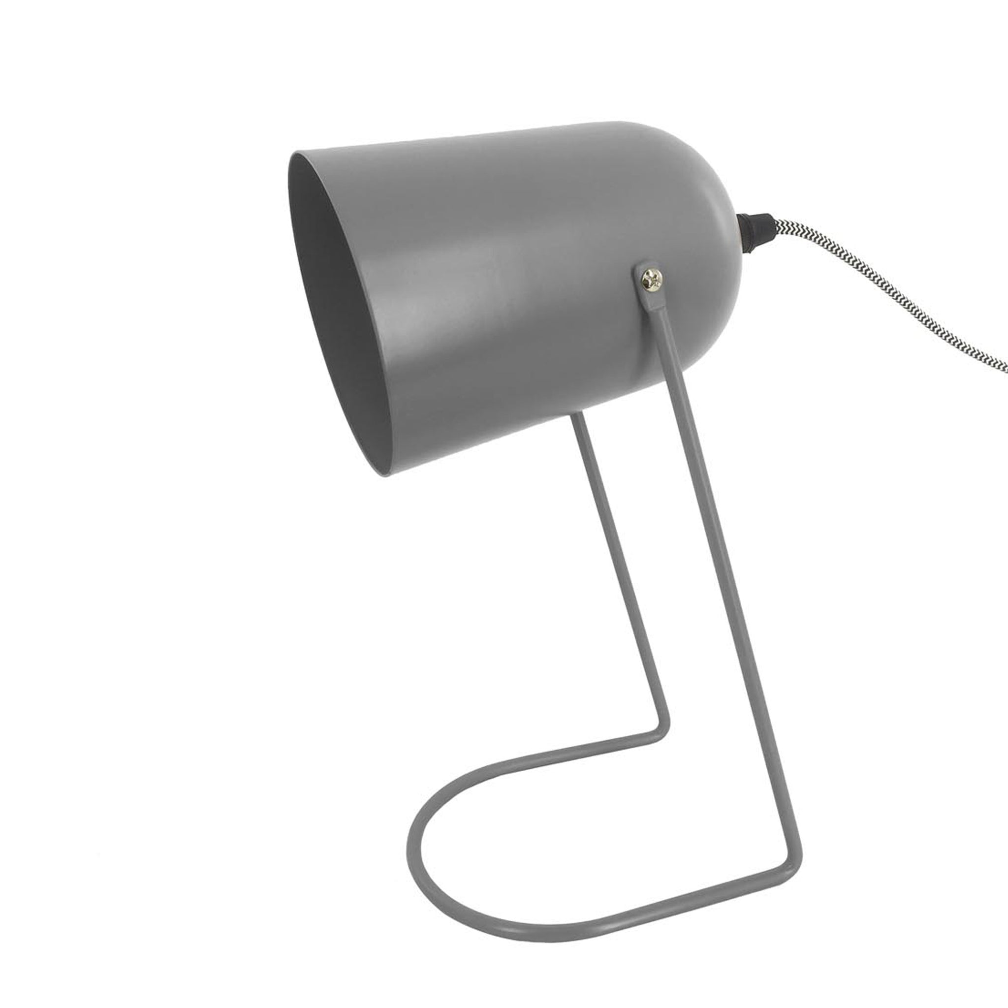 'Enchant' Table Lamp - Mouse Grey