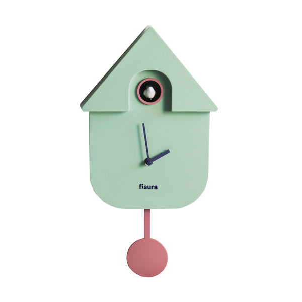 'Mint' Cuckoo Clock - Five And Dime