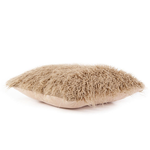 Cuddly Faux Fur Cushion