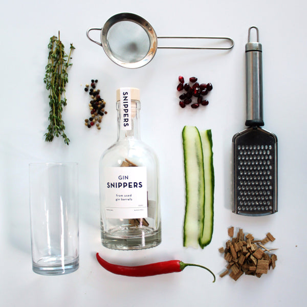 Snippers make your own Gin - Five And Dime