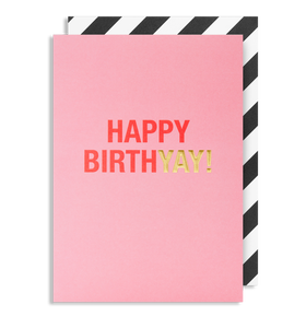 HAPPY BIRTHYAY! - Card - Five And Dime