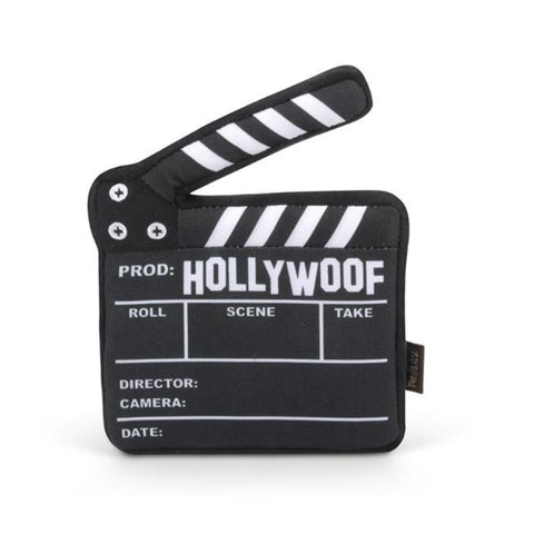 'Hollywoof Director Board' Dog Toy